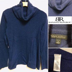Banana Republic Luxury Cashmere Blend Sweater